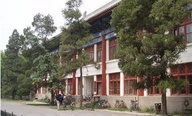 北京大学校内建筑