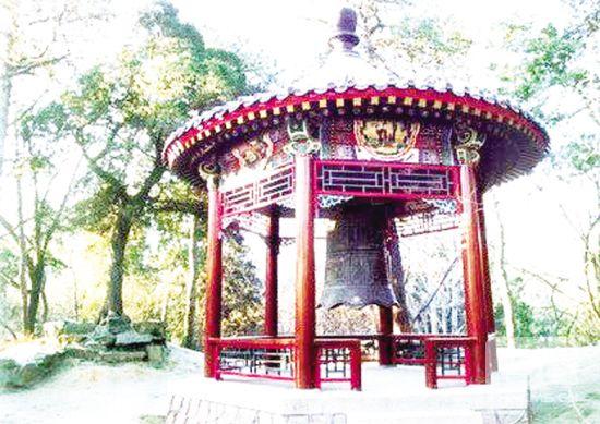 北京大学钟亭