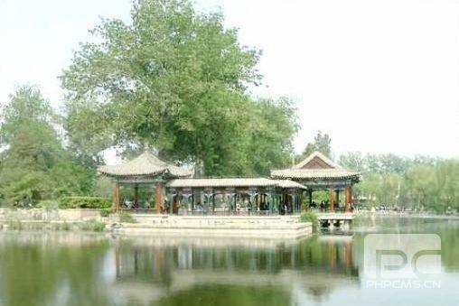 清华大学近春园
