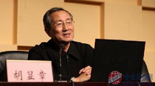 胡显章 教授(清华大学原党委副书记)