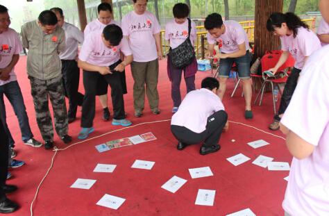 北京大學醫院管理班拓展活動回顧