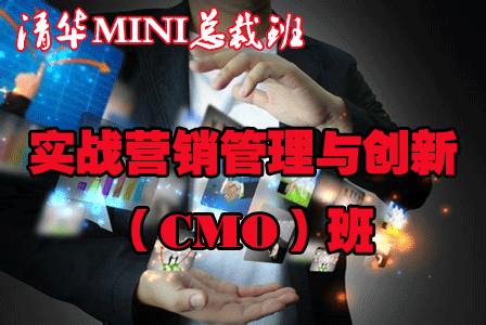 清华大学MINI总裁班:实战营销管理与创新(CMO)班【官方报名】